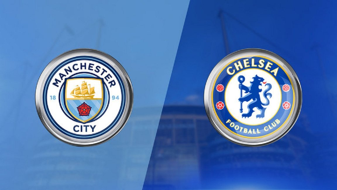 City   Chelsea: Formacionet Zyrtare: Manchester City