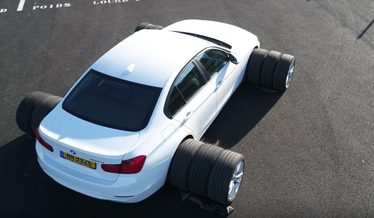 Ako ovplyvňuje šírka pneumatík jazdné vlastnosti? Širšie pneu = lepšia trakcia?