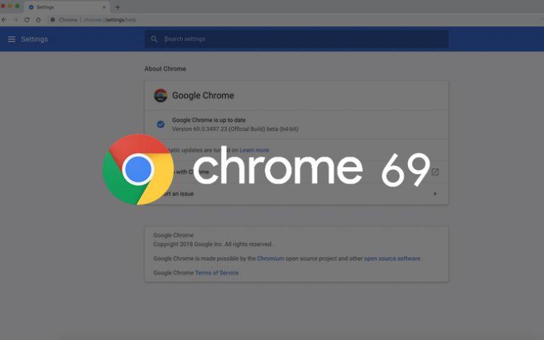 """""""Chrome 69"""" cenon privatësinë tuaj"""