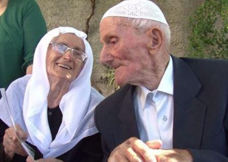 Të martuar prej 81 vitesh, çifti shqiptar gati për në Guinnes