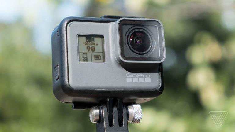 Dalin pamjet e para të kamerës GoPro Hero 7