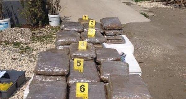 Sekuestrohet drogë në Dragash