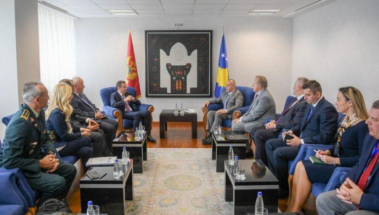 Mali i Zi do të mbështesë Kosovën në rrugën e saj euroatlantike