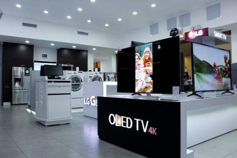 LG së shpejti do të sjellë televizorin 8K
