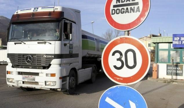 Nis zbatimi i vendimit për taksat e mallrave të Serbisë dhe Bosnjës