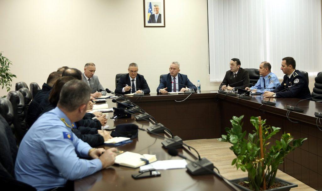 Grabitjet e shpeshta, mobilizohet Policia e Kosovës