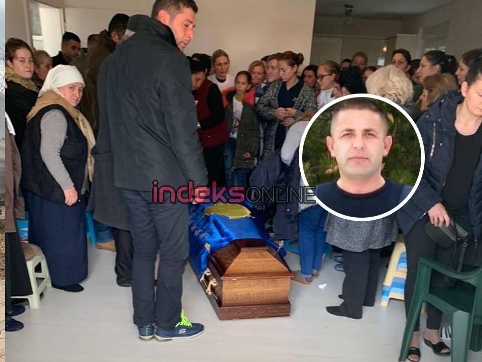 Image result for E dhimbshme: Familjarët pranë trupit të policit nga Istogu