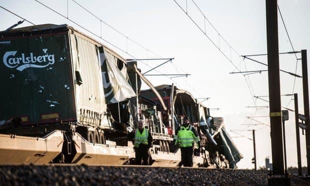 Tragjedi në Danimarkë, disa të vdekur pas aksidentit me tren