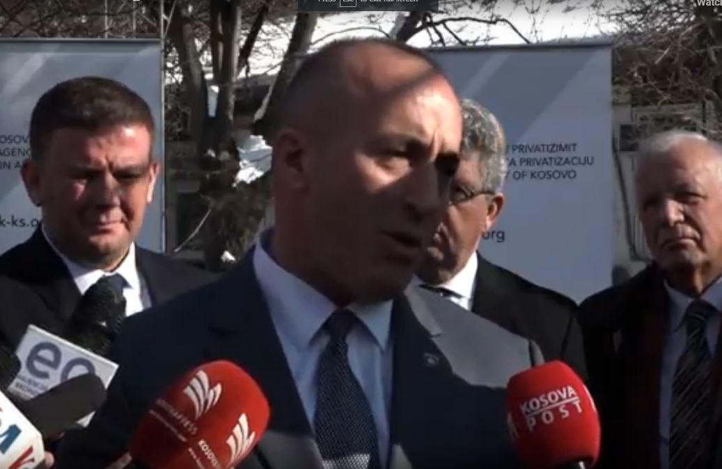 Haradinaj: Taksa s'hiqet për shkak të Rusisë dhe Serbisë, jo Amerikës!