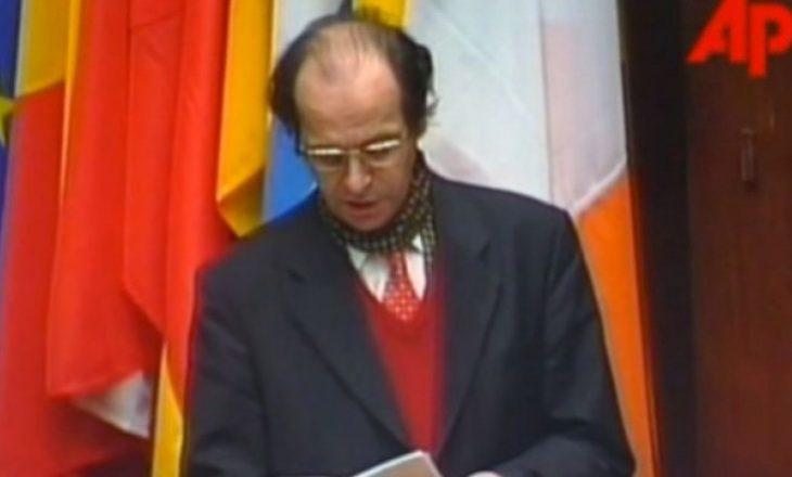 Fjalimi i Rugovës që ngriti në këmbë deputetët e Parlamentit Evropian