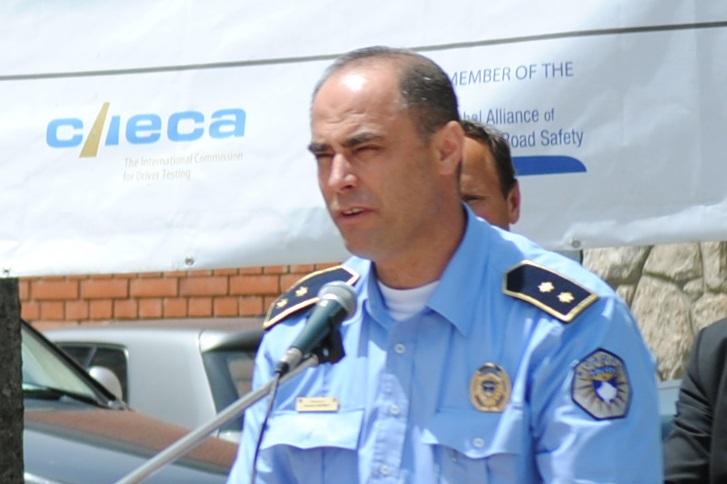 Samedin Mehmeti zgjidhet zv/drejtor i Policisë së Kosovës