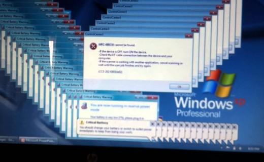 Windows 7 mbetet 'në mëshirën' e viruseve