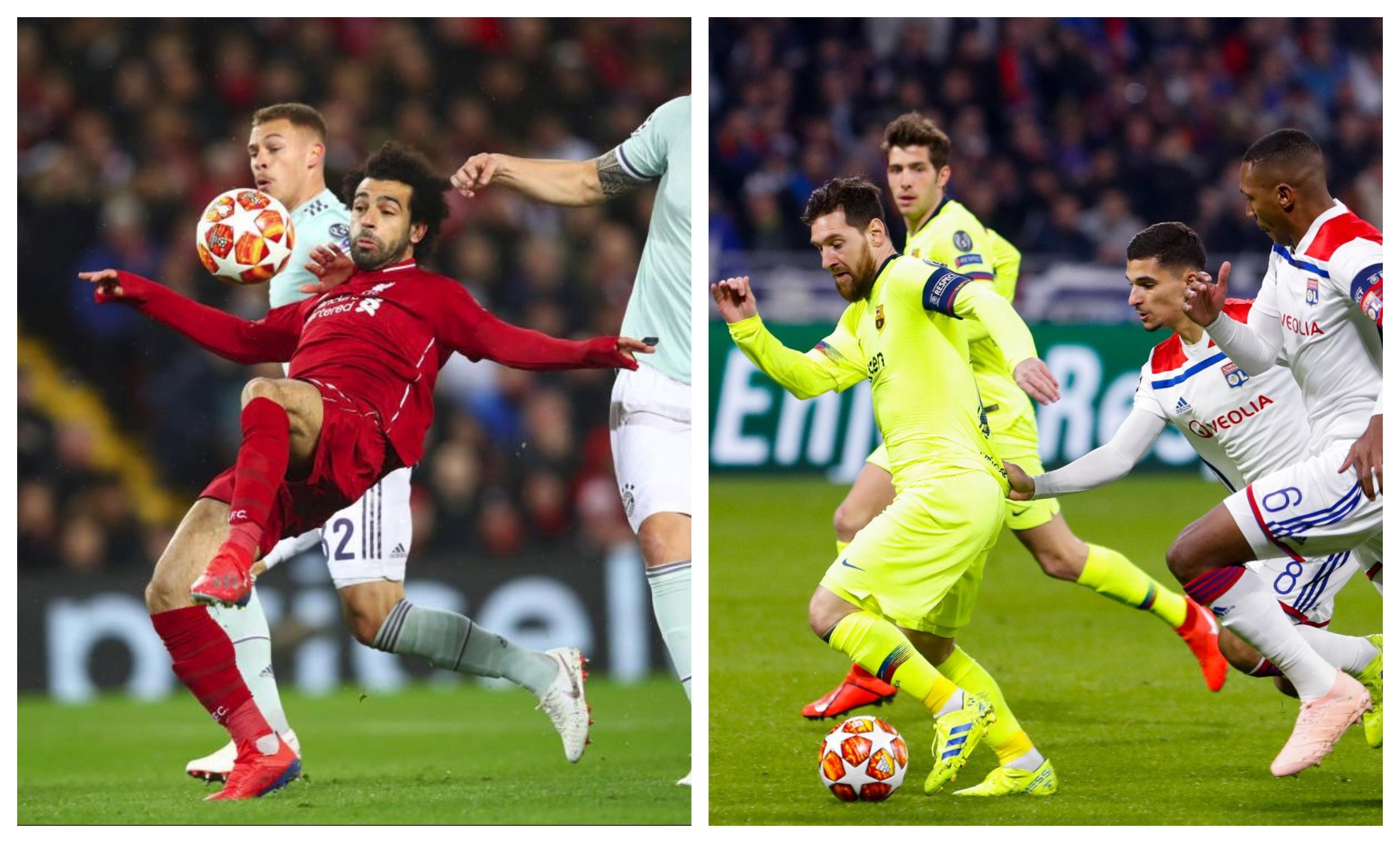 Dy pjesë të para pa gola në Ligën e Kampionëve