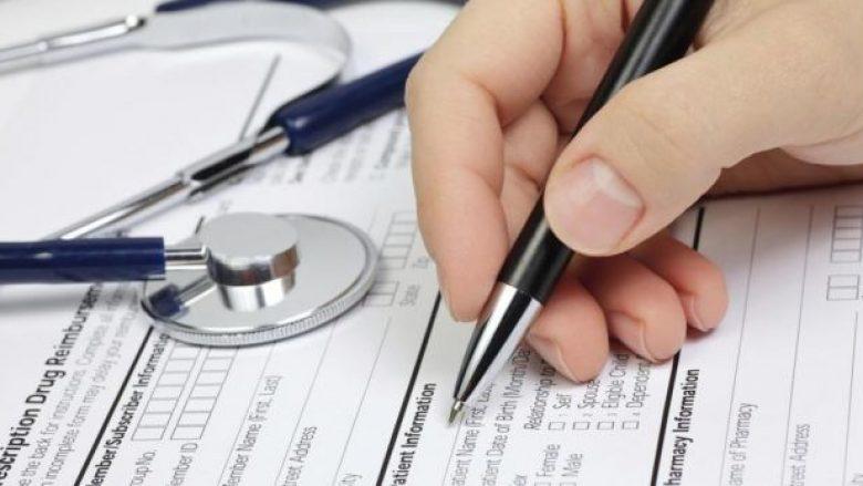 Rreth 30 mijë qytetarë në Kosovë kanë sigurime shëndetësore