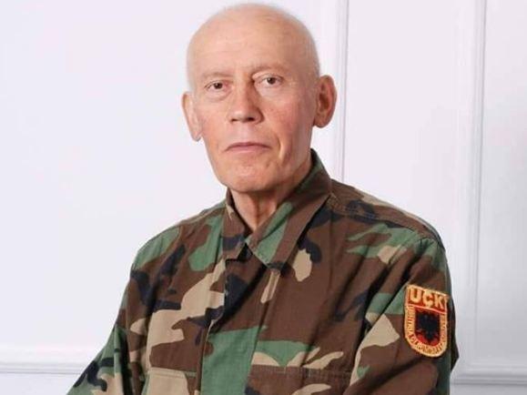 Image result for Vdes aktivisti i Vetëvendosjes, ish-ushtar i UÇK-së
