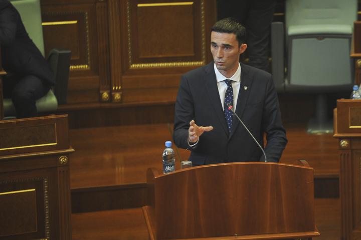 Shala  Grupi parlamentar NISMA   AKR voton Qeverinë me kryeministër Hotin