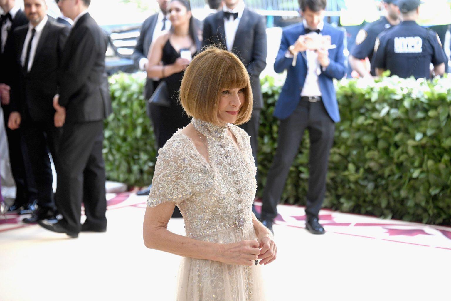 Kryeredaktorja e Vogue se mban fjalën, befason adhuruesit