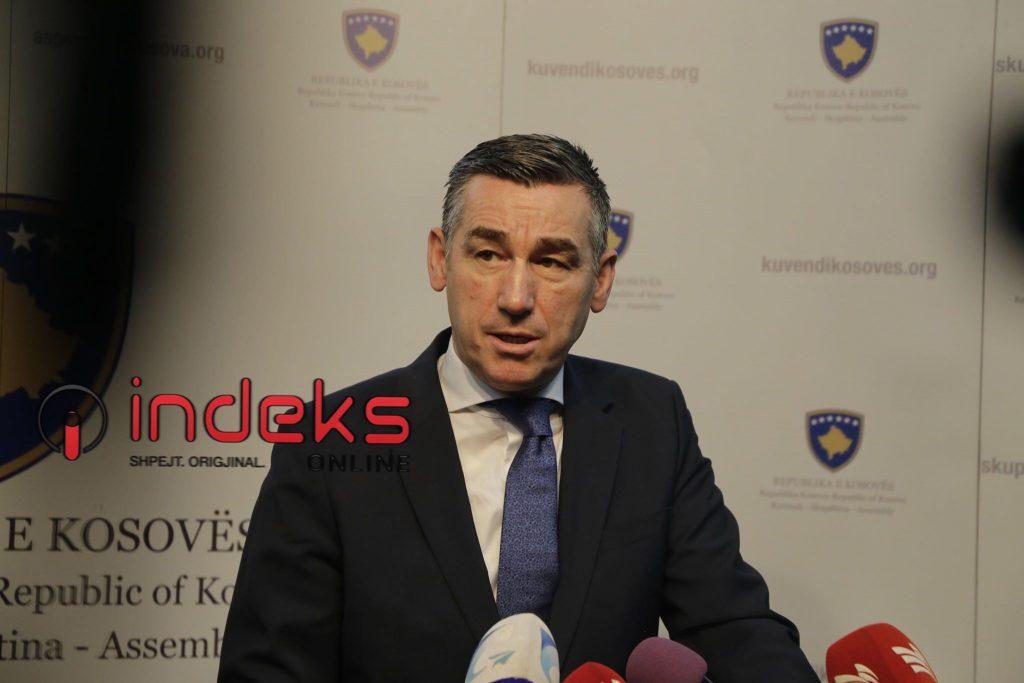 Veseli  Qeveria e re do të jetë vazhdim i mashtrimit të qytetarëve që ua bënë VV e LDK