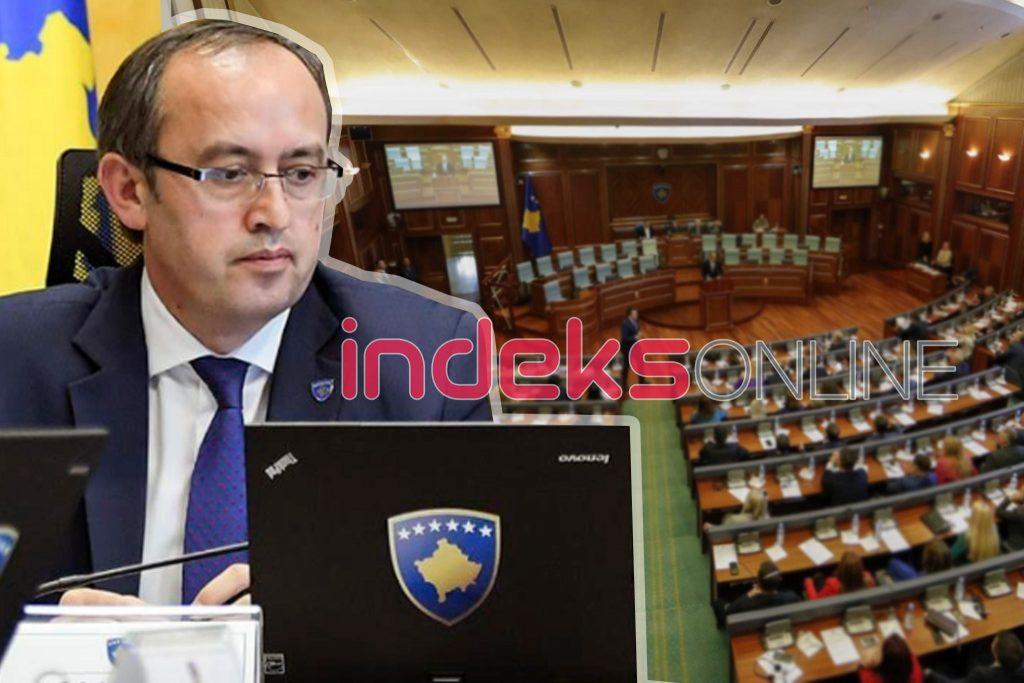 Kosova nis një rrugëtim të ri  votohet Qeveria e Hotit