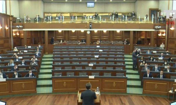 Bosh ulëset e Vetëvendosjes  a do të marrin pjesë në procesin e votimit të Qeverisë së re