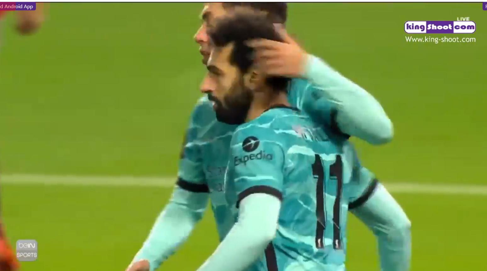 Gabim në mbrojtje, Liverpooli barazon rezultatin