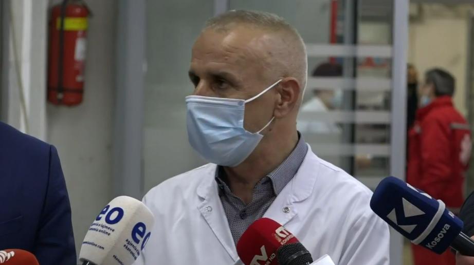 lenjani - Kjo është gjendja e 20 vjeçares nga shpërthimi në Ferizaj