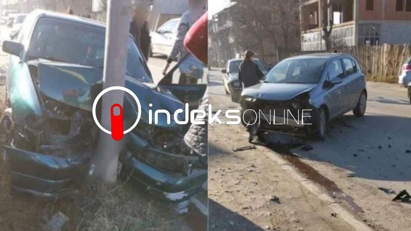 Aksident në Zhabar, dyshohet për të lënduar - Indeksonline.net