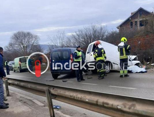 Vdes 72 vjeçari i aksidentuar në Zabel të ulët - Indeksonline.net
