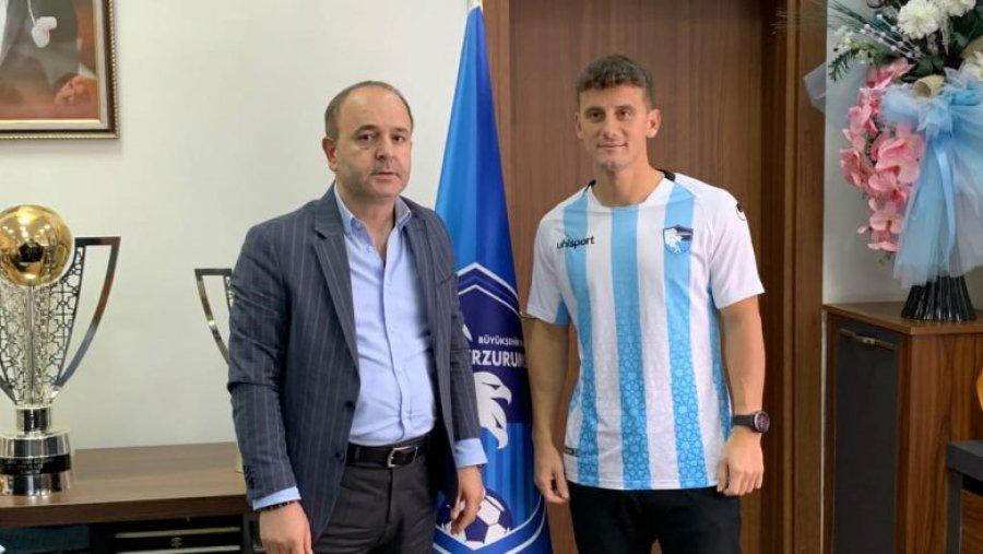 Herolind Shala transferohet te Erzurumspori - Indeksonline.net